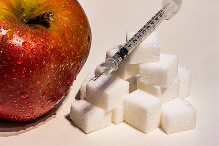 insuline spuiten, insuline, diabetes, spuit, ziekte, gezondheidszorg, medische