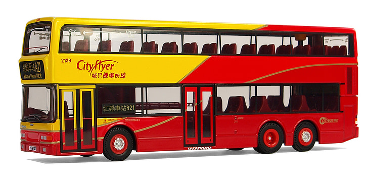 dennis, trident, hong kong, buses, collect, hobby, model cars