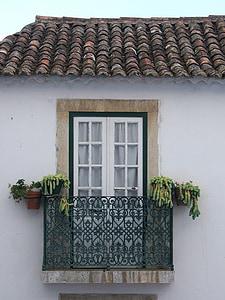 Fenster, Balkon, nach Hause, Haus, alt, Architektur, Wahrzeichen