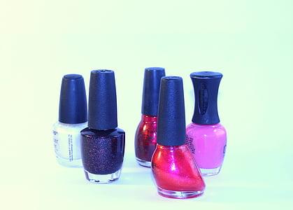 esmalt d'ungles, moda, bellesa, polonès, pintura d'ungles, manicura, cosmètica