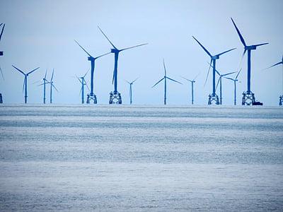Türbinler, Rüzgar türbinleri, enerji, güç, Rüzgar, çevre, yenilenebilir