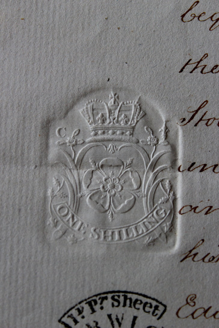 sello, documento, sello, papel, Notario, Ley, certificado