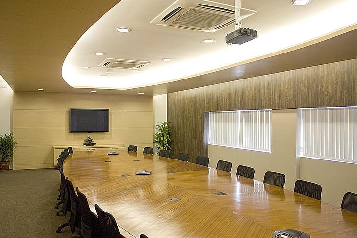 Conférence, chambre, Corporate, entreprise, réunion, présentation, Séminaire