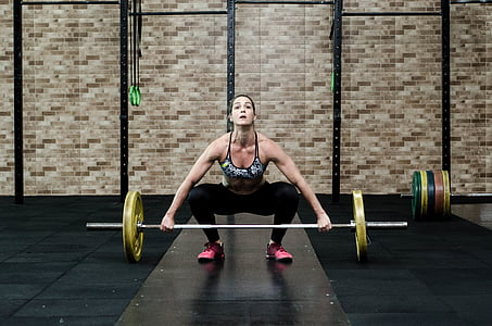 aktyvus, suaugusiųjų, sportininkas, sijos, kūno, Kultūrizmas, raumeningas