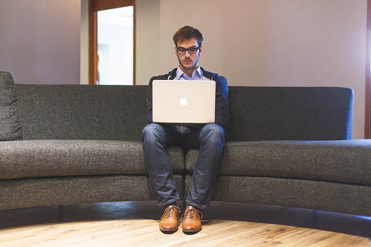 antreprenor, startup, Start-up, om, de finisare-rindeluire, afaceri, birou