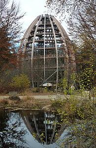 drevo krono pot, Krošnja pot, Bavarski gozd, gozd, narodnem parku Bavarski gozd, stolp za opazovanje, National park