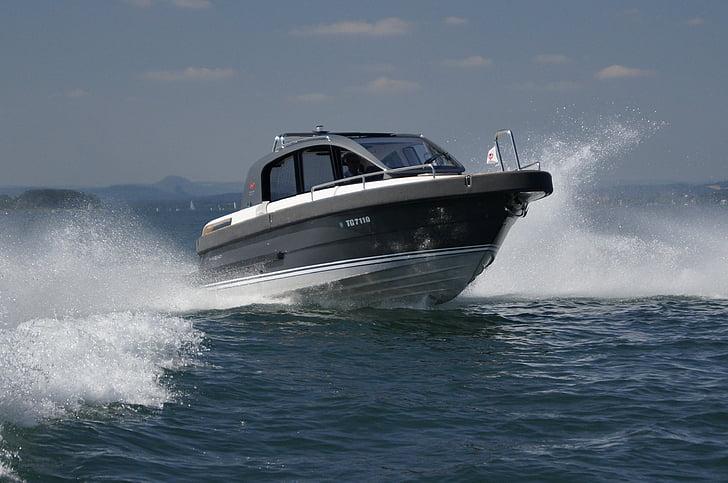 motor yacht, Motorbåd, Marino apb, Day cruiser