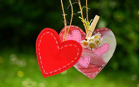 srce, ljubav, crveno srce, Valentinovo, prijateljstvo, vjenčanje, par