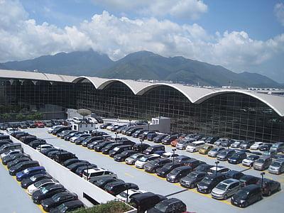 automotive, parking lot, car, hong kong, transportation