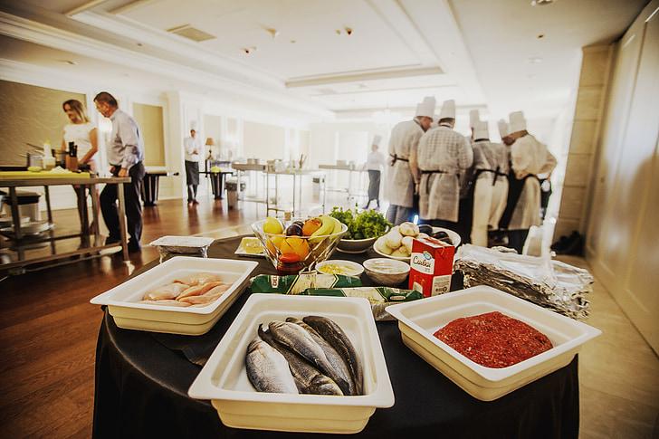 aliments, begudes, Restaurant