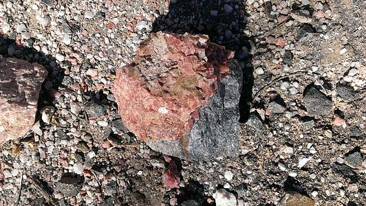mineraal, Rock, geoloogia, kvarts, Crystal