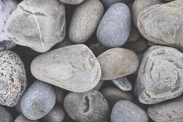 närbild, Rocks, stenar, Pebble, Rock - objekt, bakgrunder, sten - objekt