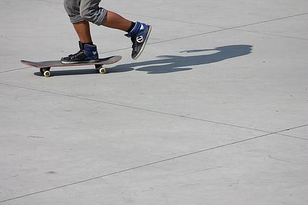 skateboard, skate, skateboarding, board, urban, youth, young