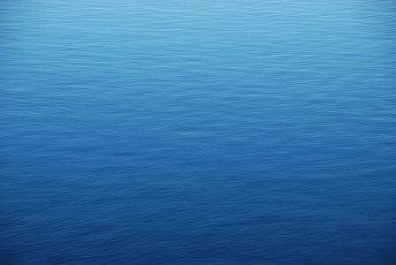 calma, Mar, l'aigua, fons, blau, natura, superfície d'aigua