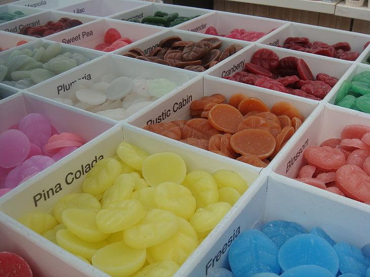 Seife, Öl, Geruch, Farben, Backen, Shop, Wählen Sie