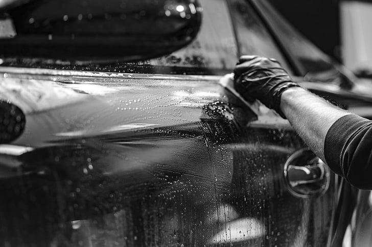 rengjøring, Steam, røyk, Trykk, Press vask, vann, vask