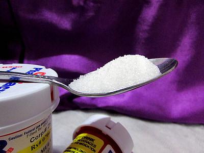 ζάχαρη, διαβητικό, ο διαβήτης, υγεία, γλυκόζη, ιατρική, διατροφή
