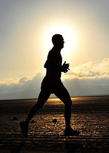 corredor, llarga distància, gimnàs, corrent, país creu, atleta, resistència