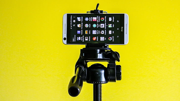 HTC, мобільні, штатив, Android, смартфон, жовтий, з'єднання