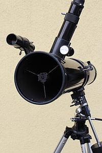 กล้องโทรทรรศน์, ดู, เลนส์, กล้องส่องทางไกล, ห่างไกล, นาฬิกา, ดูห่างไกล