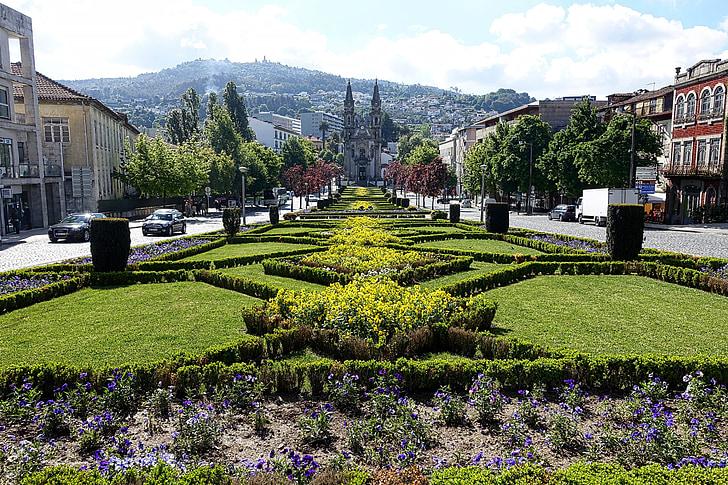 garden, formal, landscape, botanical, decorative, ornamental, design
