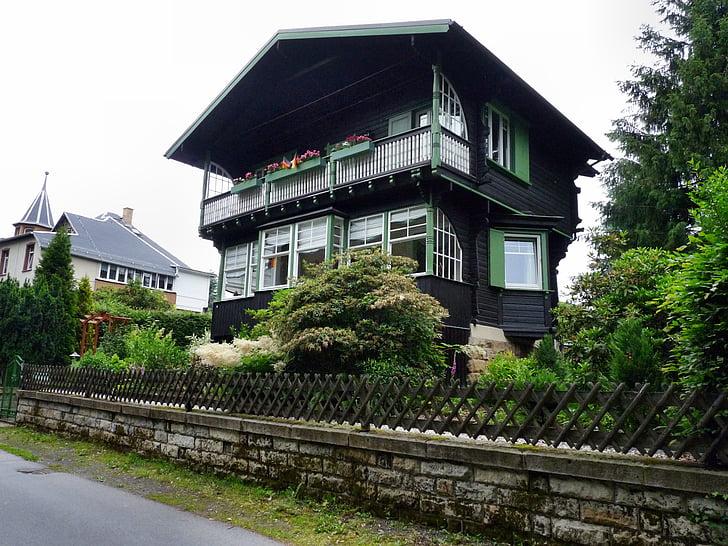 mājas, Villa, ēka, arhitektūra, kopņu, dzīvot, dzīvojamā istaba
