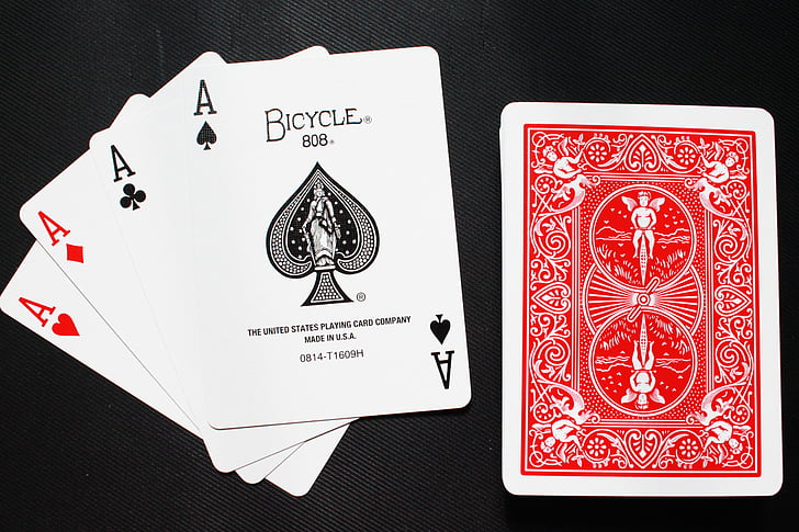 card, playing card, magic cards, bicycle, deck, ace