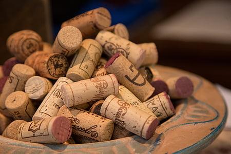 veini, Cork, pudel, jook, jook, punane, veinipudel