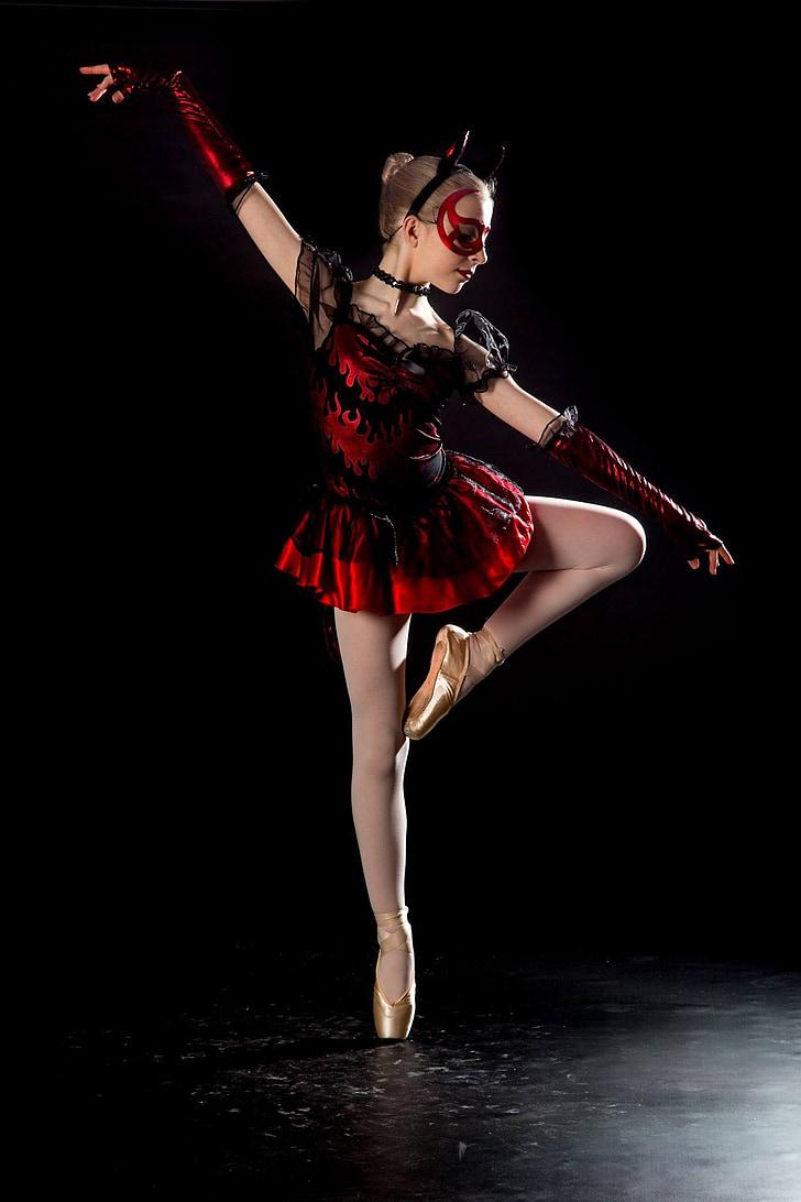 танцовщица, балет, Балерина, Балерина, девочка, исполнитель, элегантность