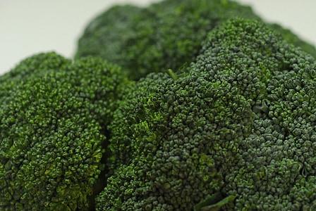 브로콜리, 자연, 정원, 샐러드, 야채, 그린, 재료