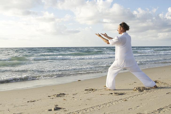 Tai qi, qi gong, aktivitet, kroppen, fitness, meditere, meditation