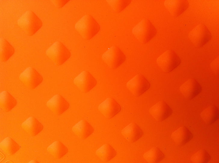 fons, taronja, geomètriques, patró
