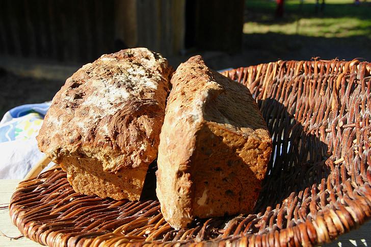Küpseta, leib, zwiebelbrot, Küpseta ise, küpsetised, süüa, toidu