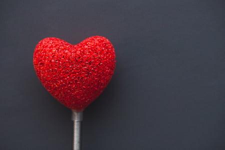 심장, 사랑, 로맨스, 로맨틱, 발렌타인 데이