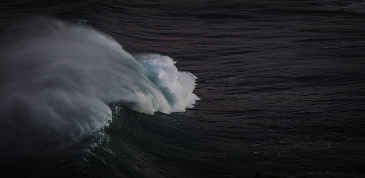 oceà, Mar, marí, l'aigua, ona