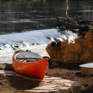 canoeing, water, kayak, paddle, water sports, leisure, lake