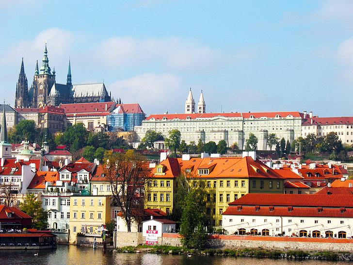 prague, architecture, czech, cityscape, europe, czech Republic, famous Place