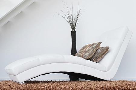 sofà, sofà, mobles, peces de mobiliari, relaxar-se, sala d'estar, zona tranquil·la