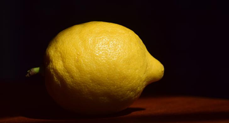 llimona, cítrics, groc, fruita, vitamines, calç, fruits tropicals