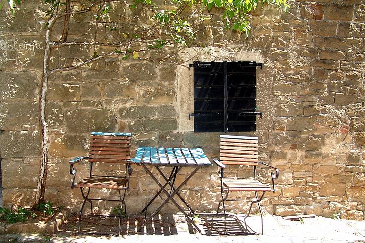 sredozemski, ostalo, leseni stoli, sedež