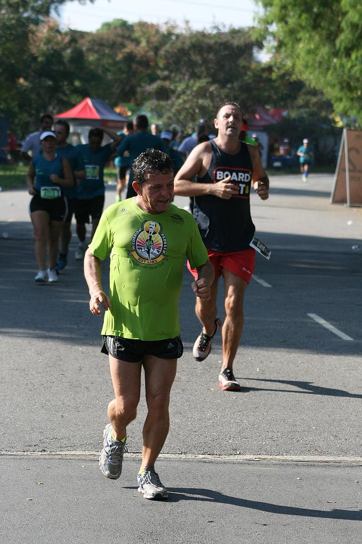 mitjó, Marató, esforç, determinació