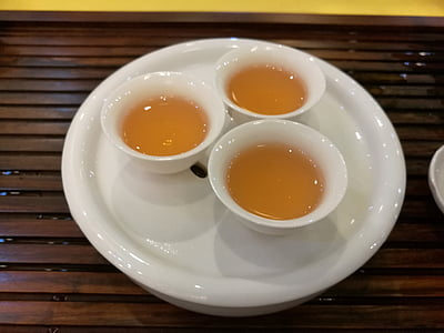 single clump tea, chaozhou gongfu tea, oolong tea