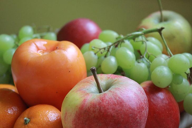 eten, fruit, gezonde, voeding