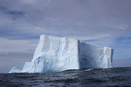 iceberg, ice, sol, antarctica, cold, mar, iceberg - Ice Formation
