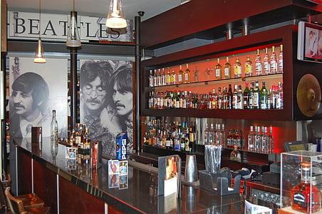 Hard rock Cafe, Counter, Baar, Baar - jook loomine, Restoran, pubi