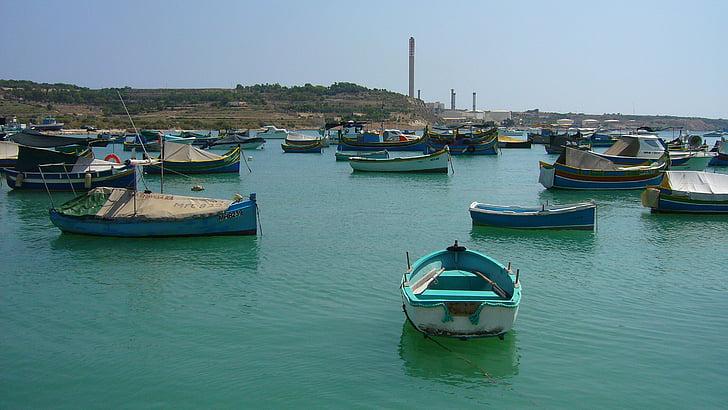 barca, fisherman, sailor