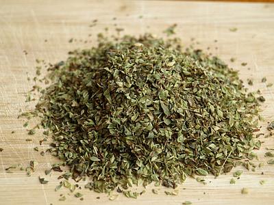 rau oregano, Các loại thảo mộc, mùa giải, thảo dược thơm, khô, Địa Trung Hải, gia vị