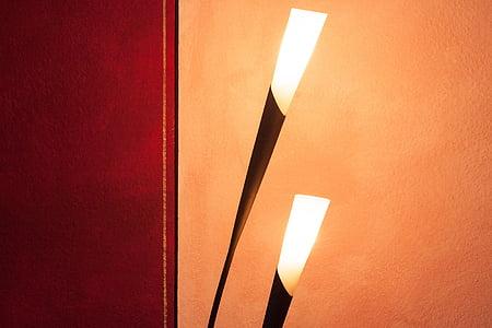 Lampe, Licht, Stehleuchte, Design, Designer-Leuchte, edle, Flora