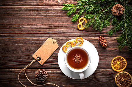 วันขึ้นปีใหม่, คริสมาสต์, ฮอลิเดย์, ฤดูหนาว, ไปรษณียบัตร, เครื่องประดับ, ต้นคริสต์มาส