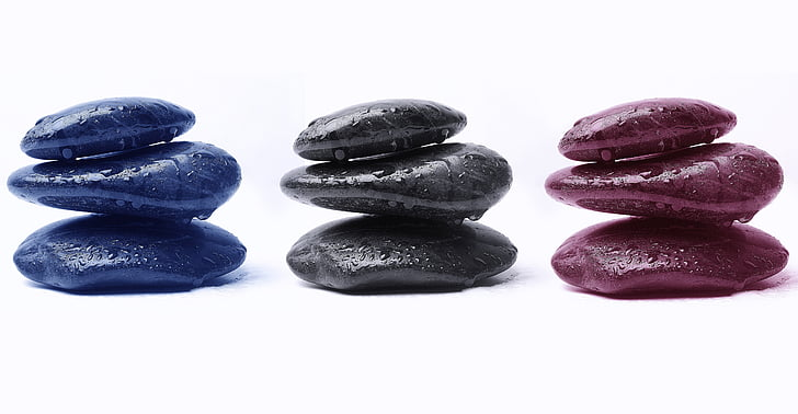 sten, varme, jorden, sommer, romantisk, welness, fintess